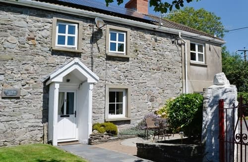 Last Minute Cottages - Captivating Kidwelly Cottage S21660