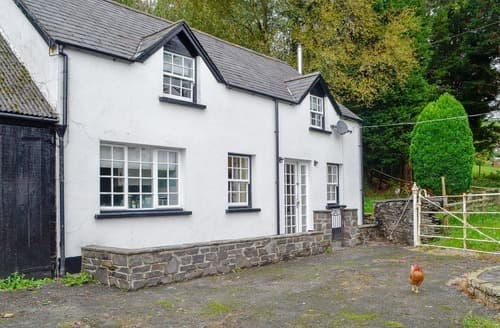 Last Minute Cottages - Splendid Newtown Cottage S122197