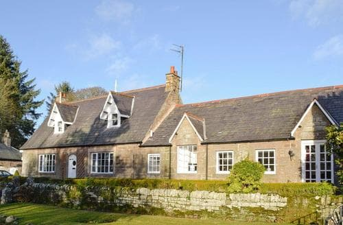 Last Minute Cottages - Luxury Brechin Cottage S76911