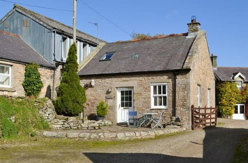 Last Minute Cottages - Splendid Haltwhistle Cottage S75165