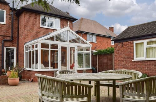 Last Minute Cottages - Beautiful Stratford Upon Avon Cottage S127320