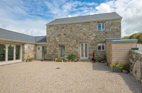 Last Minute Cottages - Lovely St Just Cottage S101606