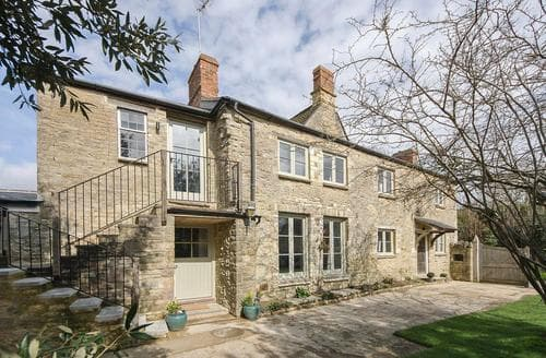 Last Minute Cottages - Lovely Chipping Norton Cottage S49593