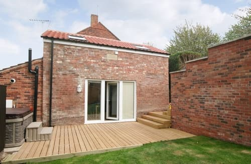 Last Minute Cottages - Stunning Skegness Cottage S15877