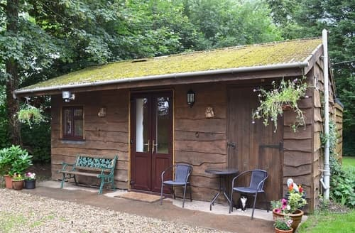 Last Minute Cottages - Luxury Honiton Lodge S38025