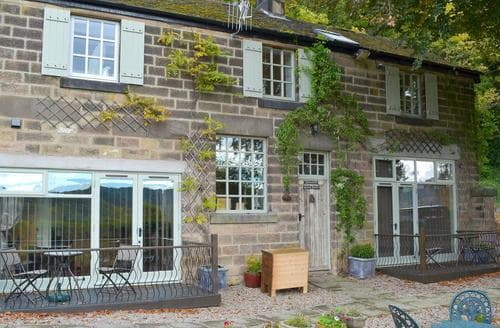 Last Minute Cottages - Charming Matlock Cottage S71990