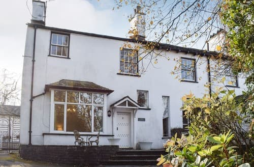 Last Minute Cottages - Exquisite Bowness On Windermere Cottage S45524