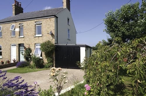 Big Cottages - Charming King's Lynn Cottage S17474