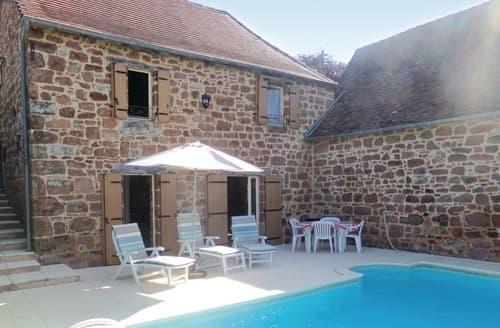 Last Minute Cottages - Wonderful Hautefort Cottage S117734