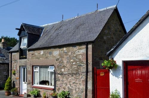 Last Minute Cottages - Bakehouse Cottage