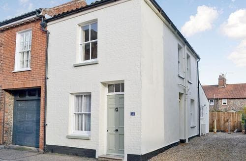 Last Minute Cottages - Pippin Cottage