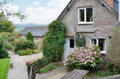 Last Minute Cottages - Luxury Porlock Cottage S42134