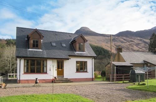 Big Cottages - Exquisite Glencoe Cottage S78087