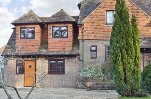 Last Minute Cottages - Splendid Uckfield Cottage S45673