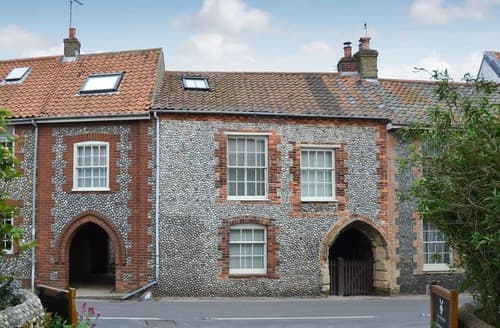 Last Minute Cottages - Inviting Blakeney Cottage S25730