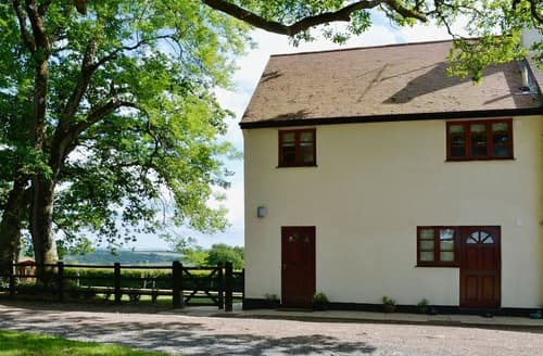 Last Minute Cottages - Splendid Okehampton Lodge S33802