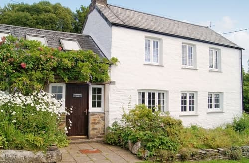 Last Minute Cottages - Exquisite Tavistock Cottage S19587