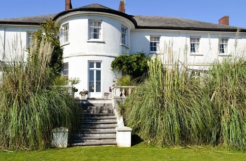 Last Minute Cottages - Yealmpton Villa