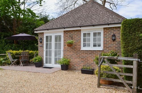 Last Minute Cottages - Exquisite Brighton Lodge S81713