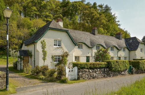Last Minute Cottages - Captivating Pitlochry Cottage S58184