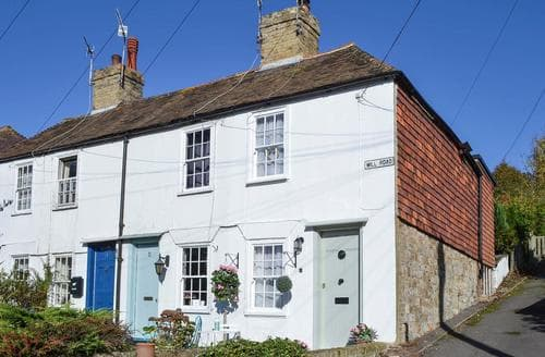 Last Minute Cottages - Delightful Folkestone Cottage S87817