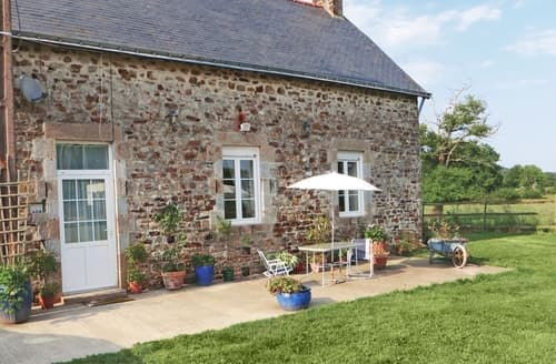 Last Minute Cottages - La Rouaudiere