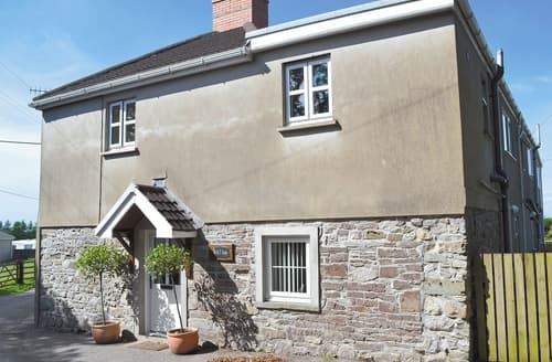 Last Minute Cottages - Splendid Kidwelly Cottage S21657