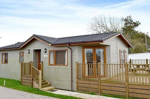 Dog Friendly Cottages - Stunning Padstow Lodge S20637