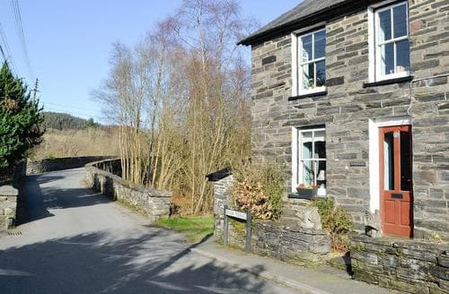 Last Minute Cottages - Attractive Dolwyddelan And Penmachno Cottage S78810
