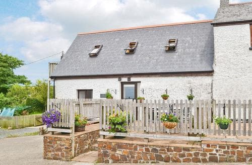 Last Minute Cottages - Charming Bude Cottage S20440