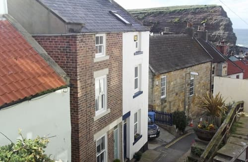 Big Cottages - Delightful Staithes Cottage S15514