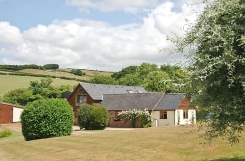 Last Minute Cottages - Charming Dulverton Cottage S20091