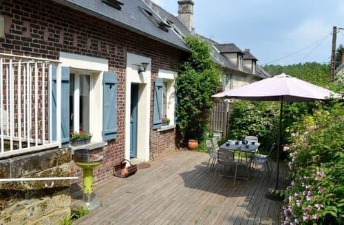 Last Minute Cottages - Le Clos du Mont Bertin - G127