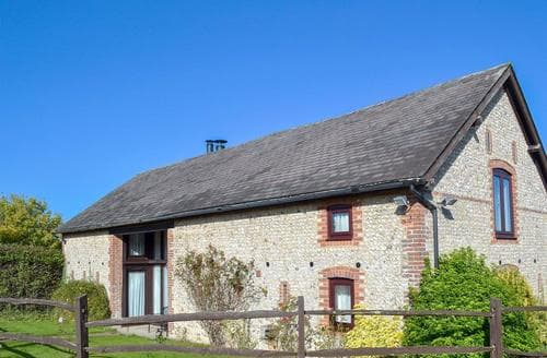 Big Cottages - TIPLEN GREEN BARN-DNG