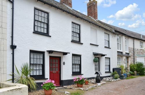 Last Minute Cottages - Luxury Exmouth Cottage S42400