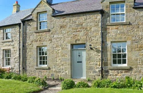 Big Cottages - Charming Alnwick Cottage S3073
