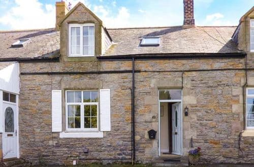 Last Minute Cottages - Beautiful Lowick Cottage S39250