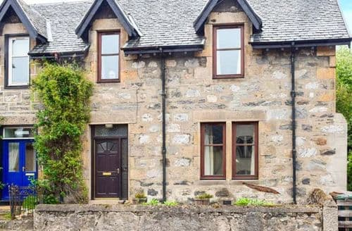 Last Minute Cottages - Wonderful Kingussie East S4669