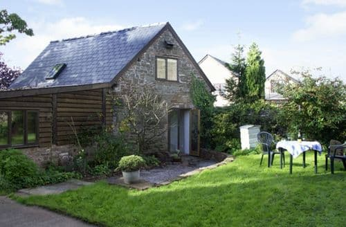 Last Minute Cottages - Luxury Monmouth Cottage S2041