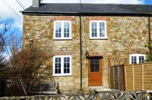 Last Minute Cottages - Crabbs Bluntshay Cottage