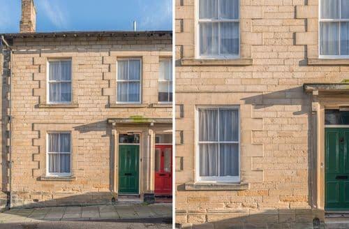 Big Cottages - Attractive Alnwick Nook S3096