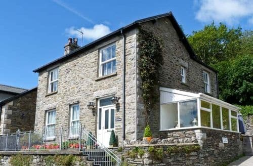 Last Minute Cottages - Lovely Grange Over Sands Cottage S3169