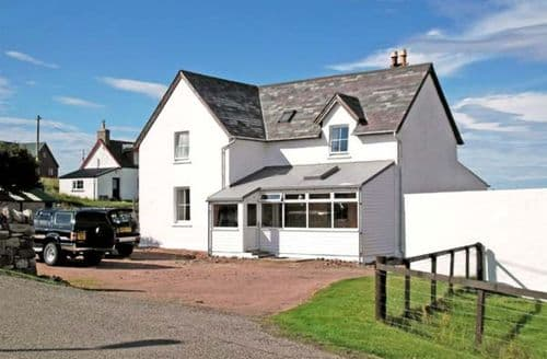 Big Cottages - Splendid Durness House S4727