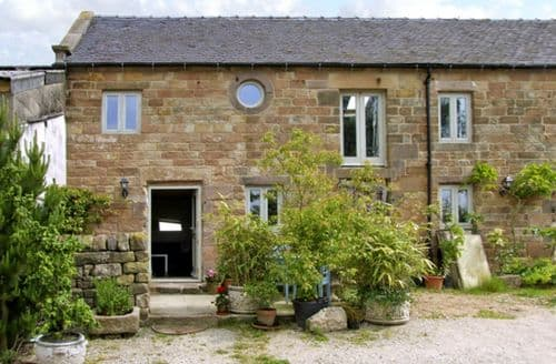 Last Minute Cottages - Cosy Belper Barn S3241