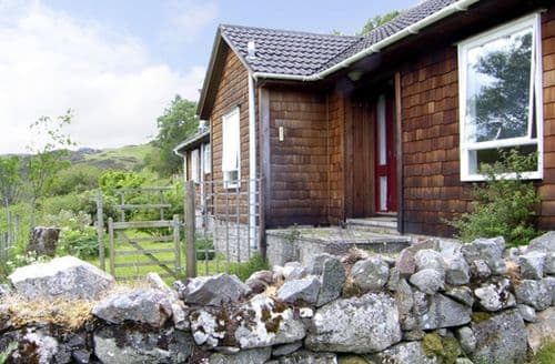 Big Cottages - Luxury Lairg Rental S4765