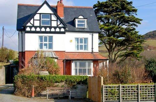 Big Cottages - Captivating Aberdovey House S4798