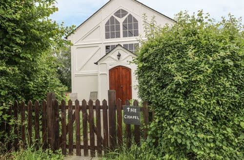 Last Minute Cottages - The Old Chapel