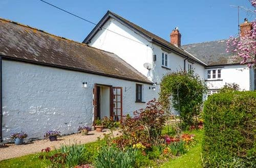 Last Minute Cottages - Adorable Usk Gelli S4829
