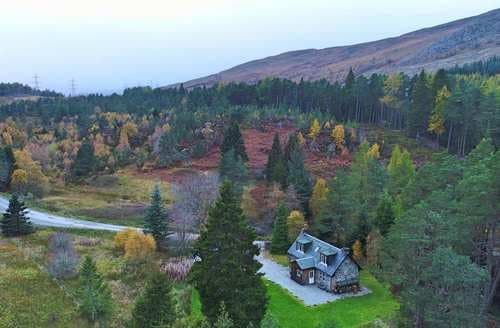 Last Minute Cottages - Exquisite Newtonmore Rental S4848