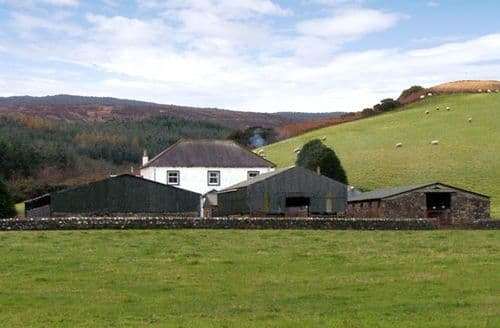 Last Minute Cottages - Captivating Campbeltown Farm S4891